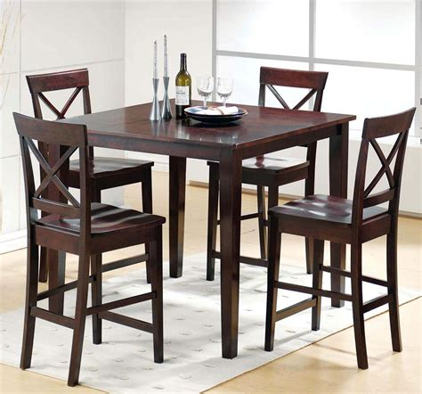 pub table with 2 chairs steve silver cobalt ct2000e 5 pub table chair set