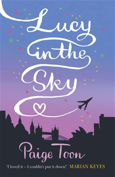 paige toon lucy in the sky by paige toon reviews discussion