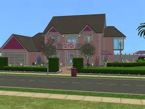 the house mod the sims hello kitty house requested one bedroom 1 5 bathrooms