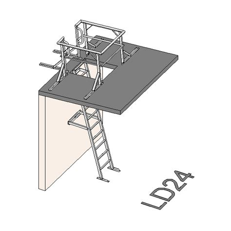 revit ladder tutorial safety access ladder ld24 bma subscribers