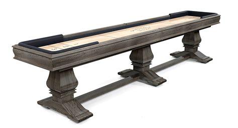 table shuffleboard shuffleboard table