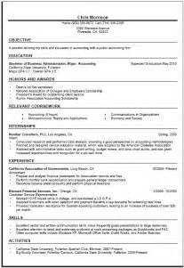 Resume Objective Exles General Employment General Resume Template Learnhowtoloseweight Net