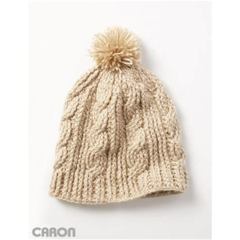knitting paradise login great cabled hat pattern