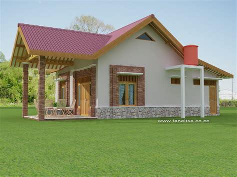 gambar desain rumah sederhana myideasbedroom