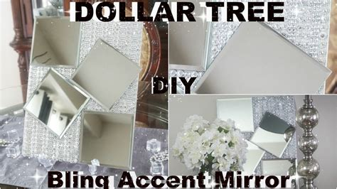 dollar tree diy home decor ideas glam mirror coffee table diy dollar tree mirror diy bling decor with kingso