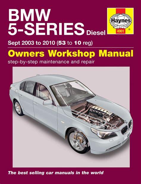 where to buy car manuals 2000 bmw 5 series instrument cluster bmw 5 series diesel sept 03 10 haynes repair manual haynes publishing