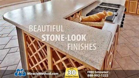 Miracle Countertops by Miracle Method Makes Your Countertops Beautiful