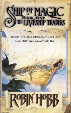 showing magic 3 books ship of magic liveship traders 1 by robin hobb