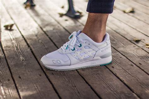 Asics Gel Lyte Iii 5 asics gel lyte iii quot white white quot sneakers addict