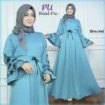 Gamis Maxi Layna gamis remaja sabrina b067 katun model baju muslim terbaru