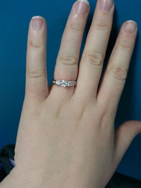 5 Rings For Your Pretty Fingers by 3 Rings Post Your Pretty Pictures Weddingbee