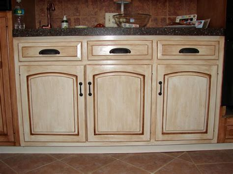 Distressed Wood Kitchen Cabinets by Distressed White Kitchen Cabinets Photos