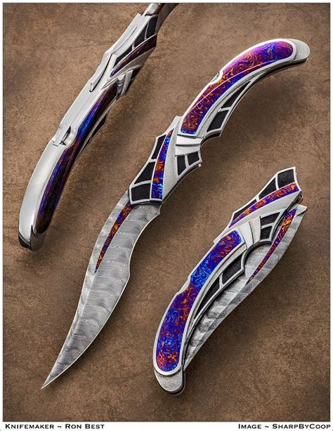 art pattern and knife leicester art knives ron best knives