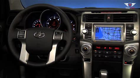 Toyota Forerunner Interior 2012 Toyota 4runner Limited Interior