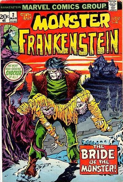 eternal frankenstein books marvel comics the of frankenstein ii