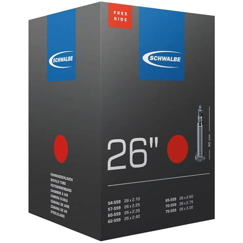 Chambre A Air Schwalbe by Chambres 224 Air Vtt Schwalbe Mtb Inner Wiggle