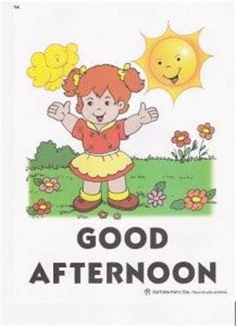 imagenes de buenas tardes en ingles para colorear dibujos para colorear de saludos en ingles education