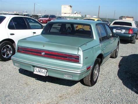 how cars work for dummies 1990 buick skylark regenerative braking 1990 buick skylark information and photos momentcar