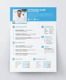 Resume Templates Modern by Modern Resume Template Berathen