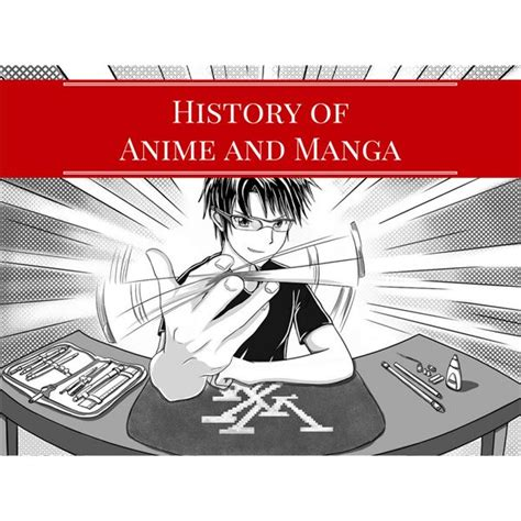 history of anime and a brief history of anime and