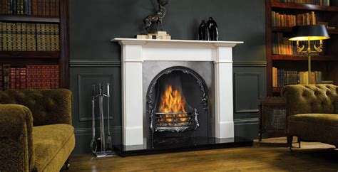 And Fireplace by Georgian Style Fireplace