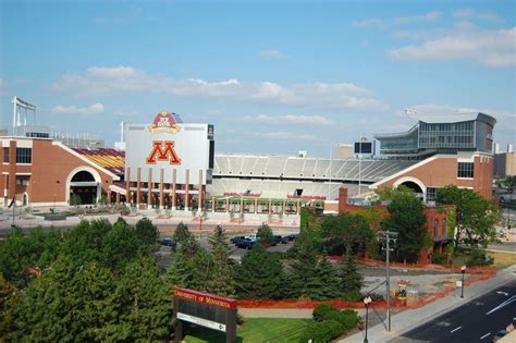design and manufacturing umn u of m band moves into new home at tcf stadium minnesota