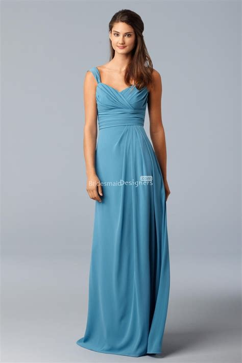 Marien Maxi Blue sky blue gowns with sleeves www imgkid the image