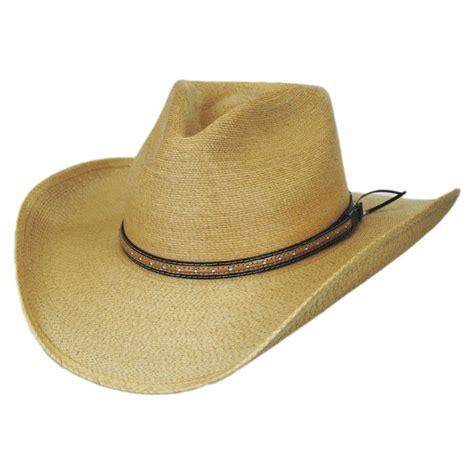 cowboy hats stetson sawmill palm leaf straw western hat western hats