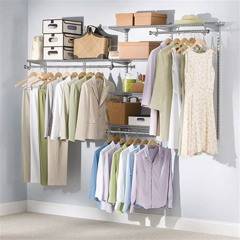 wooden closet organizer kits woodworking projects plans