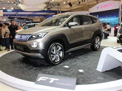 Honda All New Crv Formula Cover Mobil Warna Premium inikah calon all new daihatsu terios mobil baru