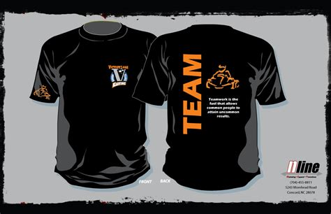 Tshirt Teamwork teamwork t shirts by midnightrd on deviantart