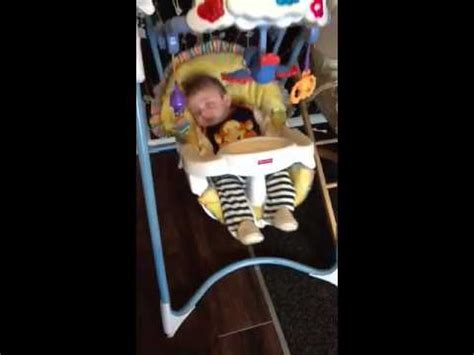 fisher price flutterbye dreams swing this swing is amazing