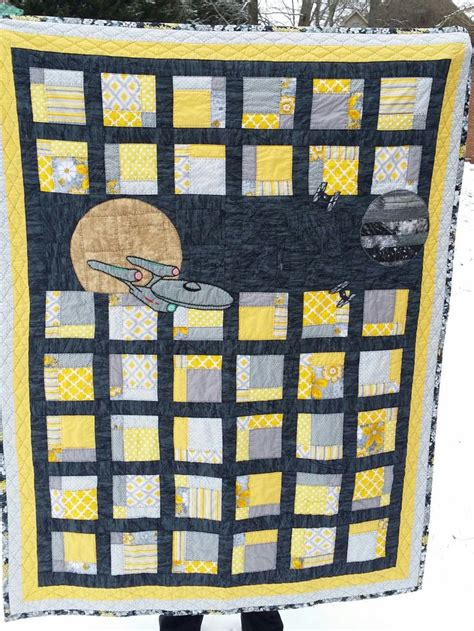 Trek Quilt by 68 Best Trek Quilts Images On Trek Embroidery And Quilting