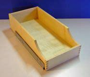 Holzschublade Kaufen by Holzschub Quot Englischer Zug Quot In Buche Oder Ahorn