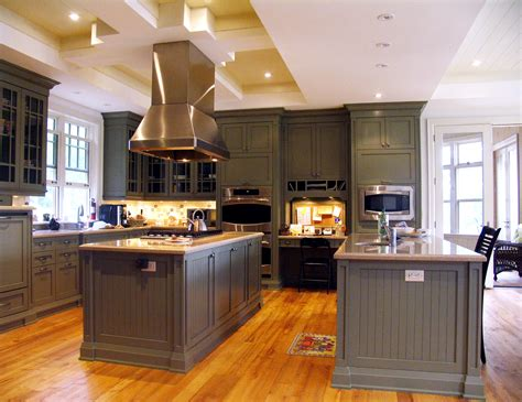 two island kitchens is your cottage kitchen ready for a breakfast crowd my 2