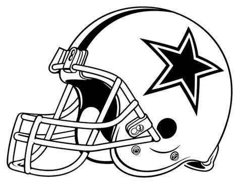 Dallas Cowboys Helmet Coloring Pages Dallas Cowboys Logo Coloring Pages Printable