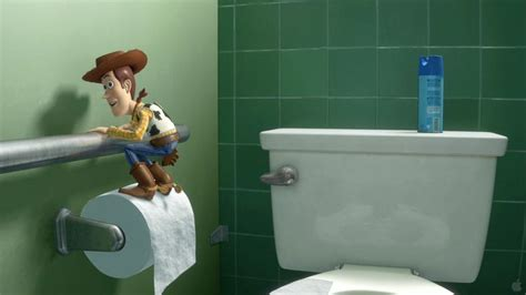 toy story bathroom bathrooms in the movies toy story 3 bathrooms in the