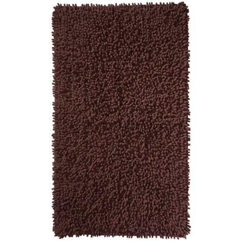 Brown Bath Rug by Organize It Home Office Garage Laundry Bath