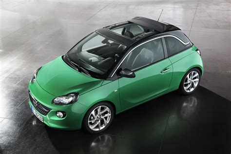 Opel Adam Gets Swing Top Roof Easytronic 3 0 Automated