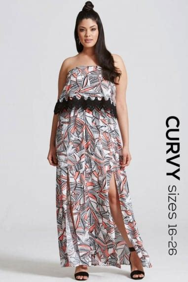 bd11 dress deeja maxi on curvy collection at