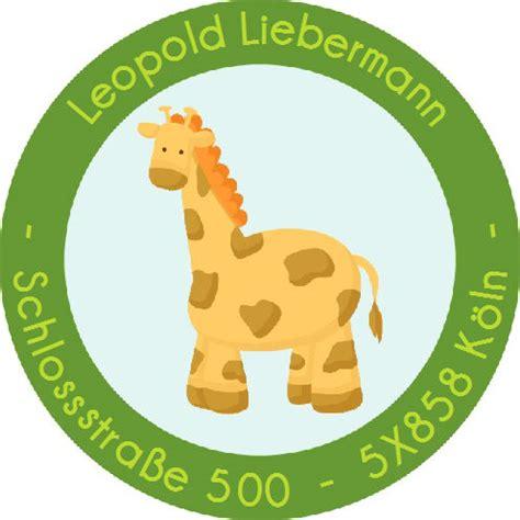 Aufkleber Mit Name Und Adresse by Adress Aufkleber Mit Safari Tieren Www Cartissimi