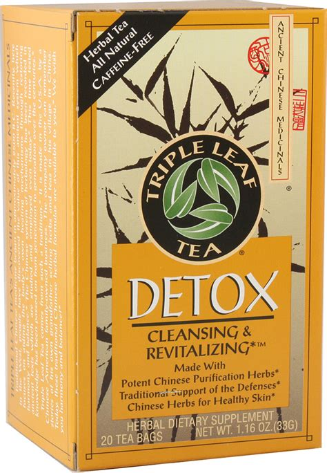 Thc Green Tea Detox by Detox Tea