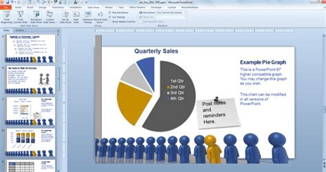 Animated Powerpoint Templates For Employee Recognition And Job Opportunities Powerpoint Sales Presentation Templates