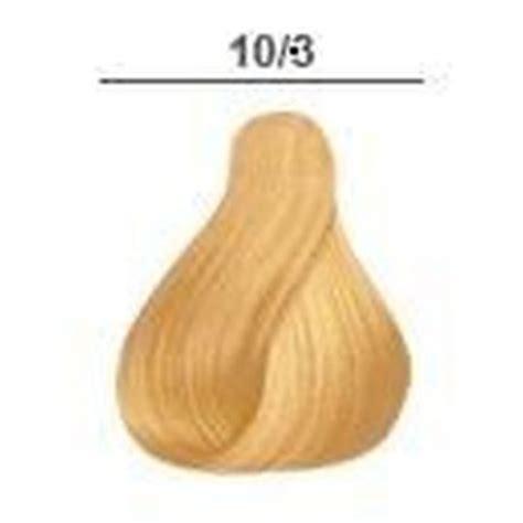 formula koleston perfect wella koleston perfect 10 3 hair colar and cut style