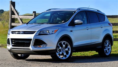 ford escape top speed