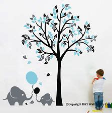 baby wall stickers ebay elephant wall decal ebay