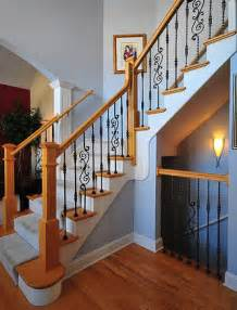 Painting Banisters Inspiring Designs Of Stair Railing Interior Design News