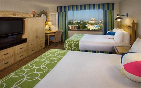Paradise Pier Hotel Rooms by Disney S Paradise Pier Hotel On Disneyland Resort Property