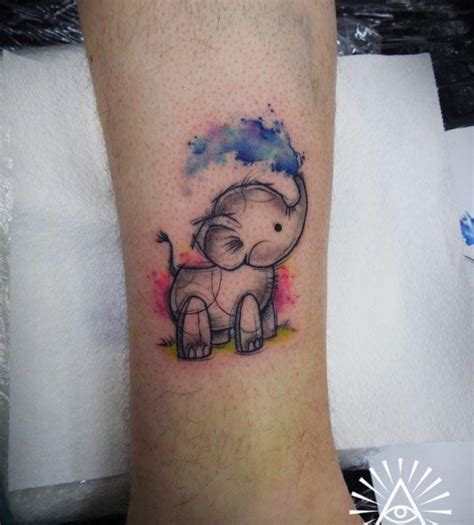 baby animal tattoo designs these are possibly the cutest animal tattoos 54