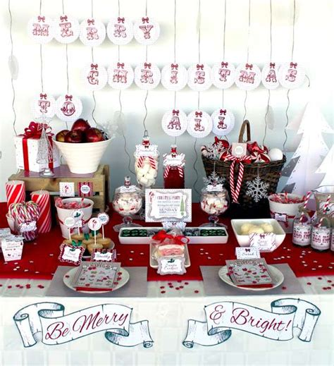 large family christmas party ideas vintage retro ideas photo 1 of 6 catch my